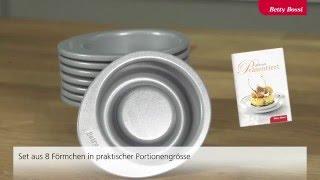 Tipps & Tricks: Backförmchen «Gourmet» Thumbnail