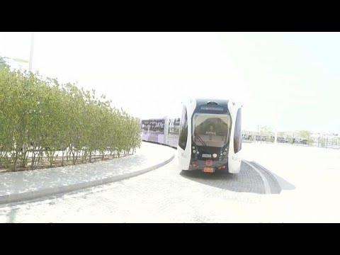شاهد: حافلات ذاتية القيادة لنقل الجماهير خلال كأس العالم 2022 في قطر…  - 14:56-2019 / 7 / 17