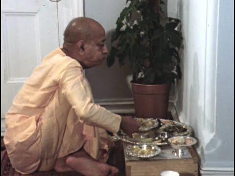 Following Srila Prabhupada - DVD 8