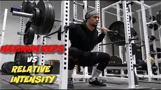 How To Get BIGGER By NOT Training To Failure
