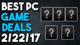 Top 5 PC Game Deals of the Week 2/22/17 – Pillars of Eternity, Humble Bundle and More!