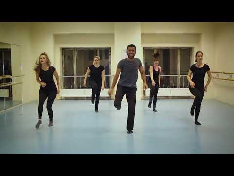 Weihnachtsgrüße Fussballtrainer.Jazz Dance Mit Baileo Weihnachtsgrüße Youtube