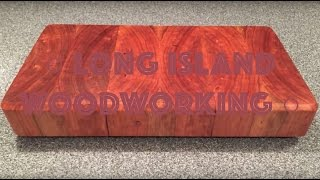 How To Make An End-grain Cutting Board -01