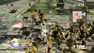 [AGVG] - Dynasty Warriors 7 - Xtreme Legends [MAXED OUT] PC HD Gameplay