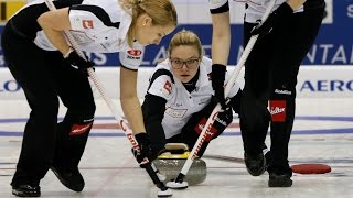 CURLING: SUI-CAN World Women