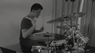 99 problems points of authority linkin park jay z drum cover 6 pump