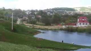 Şamaxı Çuxuryurd gölü.