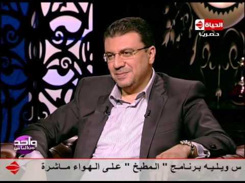 واحد من الناس - محمود عبد المغني يتحدث عن أهمية مشاركته في مسلسل