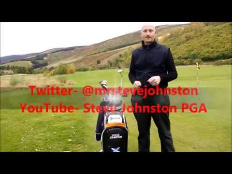 What's In The Bag With Steve Johnston PGA