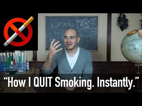 "How I Quit Smoking | ""My Impossible Story"""