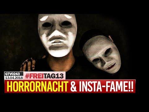 0243 🔴 HORRORnacht & Geburtstag & HEY! Lektüre & neue Commands 🔴 Gronkh Livestream | 13.04.2018