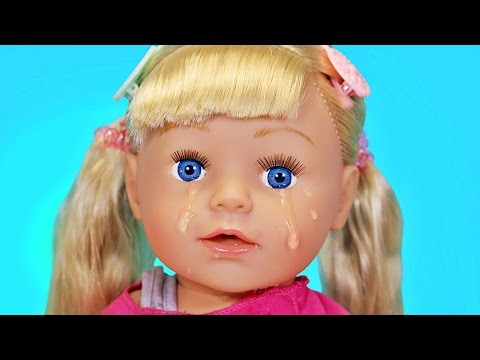 БЕБИ БОН РАСПАКОВКА КУКЛА новинка СУПЕР кукла БЕБИ БОРН видео для детей распаковка Baby born doll