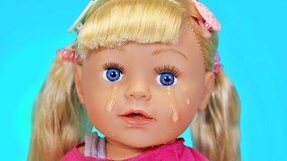 Новая Кукла Беби Бон Сестричка /Видео Распаковка и Обзор/ Детский канал игрушки и пупсики/Зырики ТВ