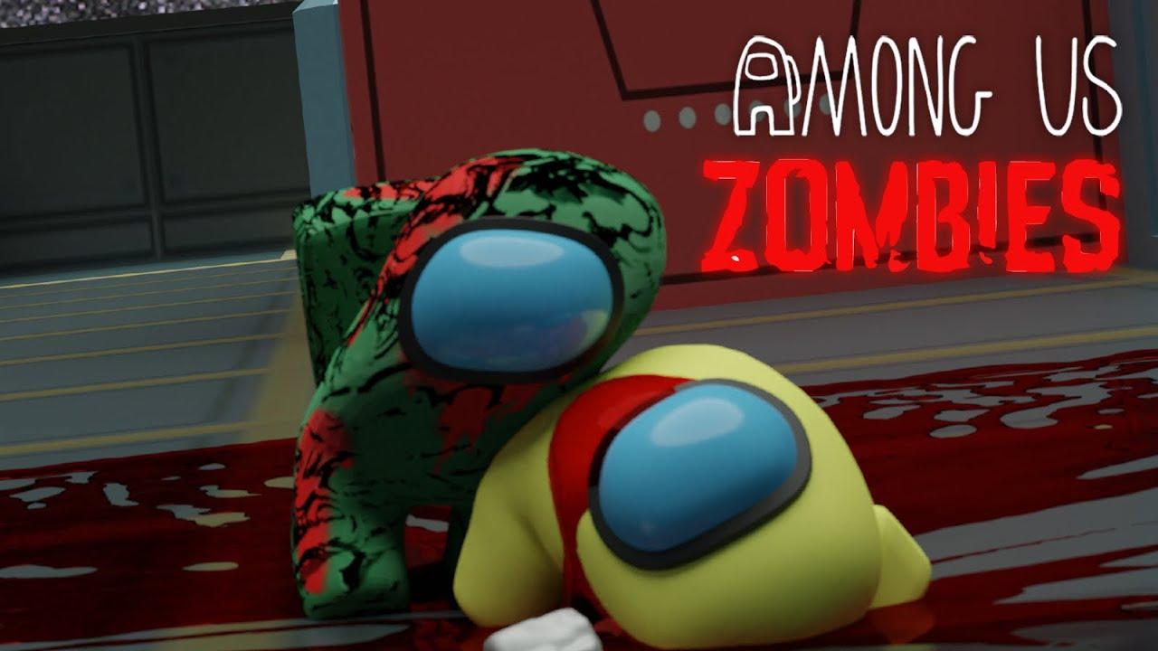 어몽어스 3D 좀비 애니메이션 1화 / AMONG US Zombie EP 1 / AMONG US Animation