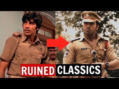 Top 5 Worst Bollywood Remakes of Indian Classic Movies