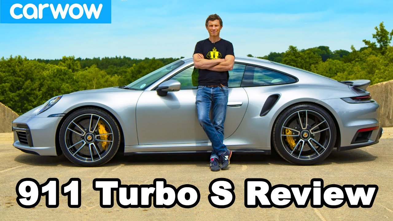 Porsche 911 Turbo S 2021 Review See How Quick It Really Is To 60mph Youtube