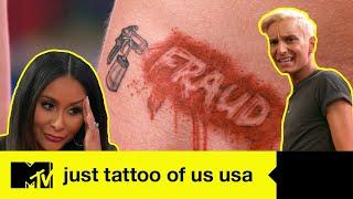 Sei falso? Dillo con un tatuaggio   Just Tattoo Of Us USA