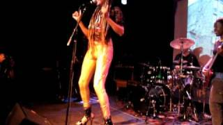 "Joi ""Copycat"" Intro & ""Lick"" Live @ Slum Beautiful at Littlefield"