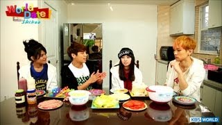 [World Date with SHINee] Episode 2 Preview