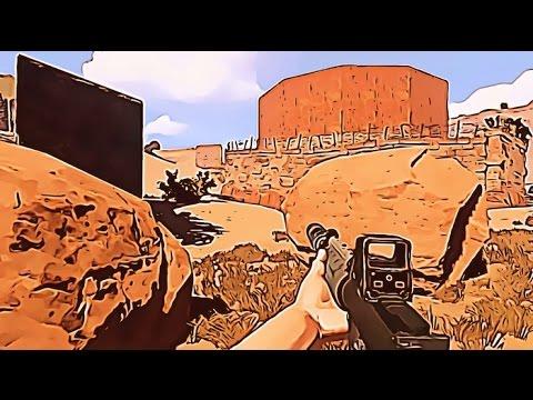 Rust Raids: DESERT BASE HELI TAKEDOWN