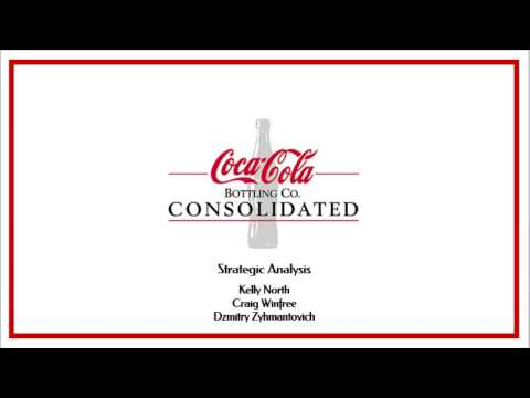 Coca Cola Bottling Company Consolidated Case Study