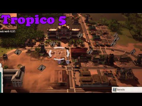 Tropico 5/Earthquake/Ep. 8 |