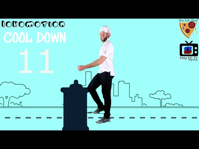Marty Millz vs. The P.E. Chef: COOL DOWN LokoMOTION (9 of 9)