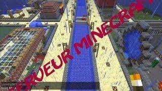 Serveur Minecraft avec Pierre et Florent (TGTF)