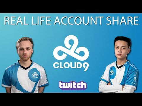 n0thing and Stewie2k real life account share : GlobalOffensive