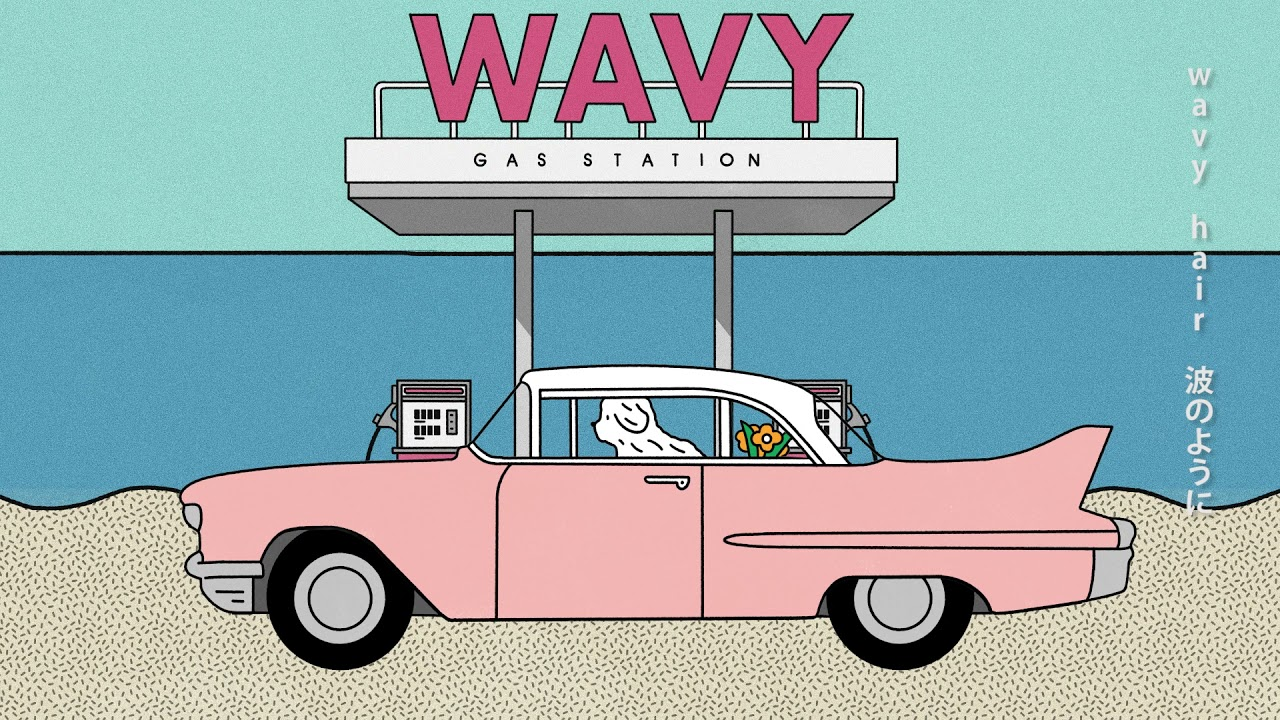 Download maho 「WAVY」Official Lyric Video