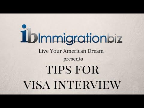 E2 Investor Visa Interview