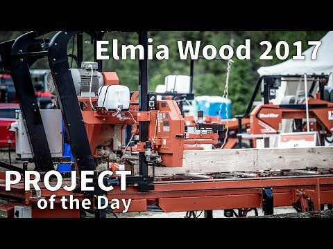 Project of the day | News about small-Scale Wood Processing