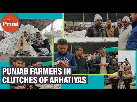 Vicious cycle of debt a reason why farmers can't get out of the clutches of arhatiyas in Punjab