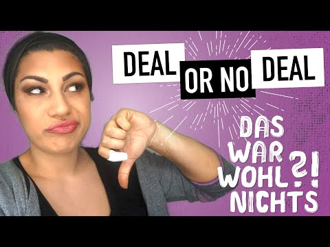 Deal Or No Deal - Der Matsche Patsche Look