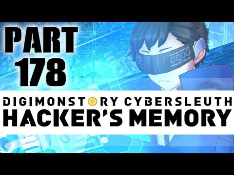 Digimon Story: Cyber Sleuth Hacker's Memory English Playthrough with Chaos part 178: Finale