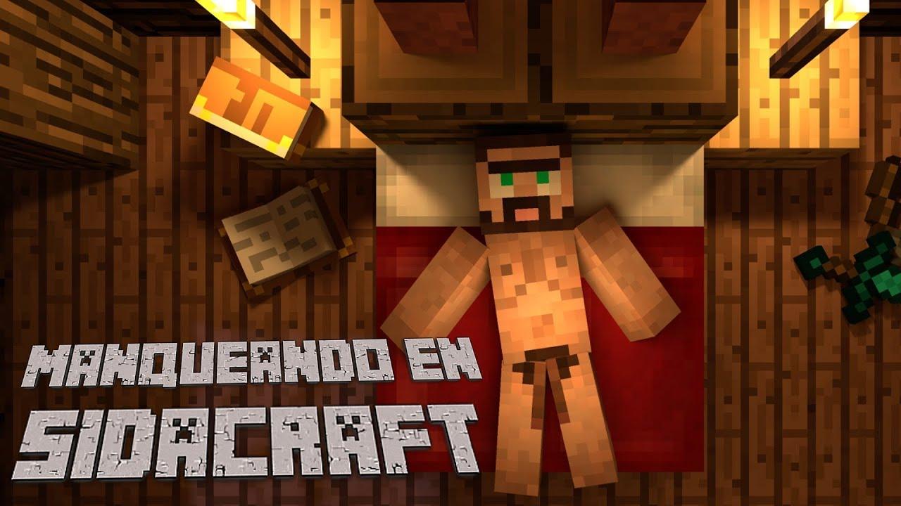 MInecraft skin desnudo - YouTube