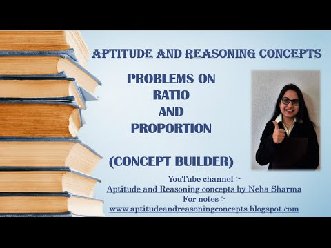 Tricks to solve Ratio & Proportion Problems (GRE/GMAT/CAT/MAT/BANKPO) PART 5