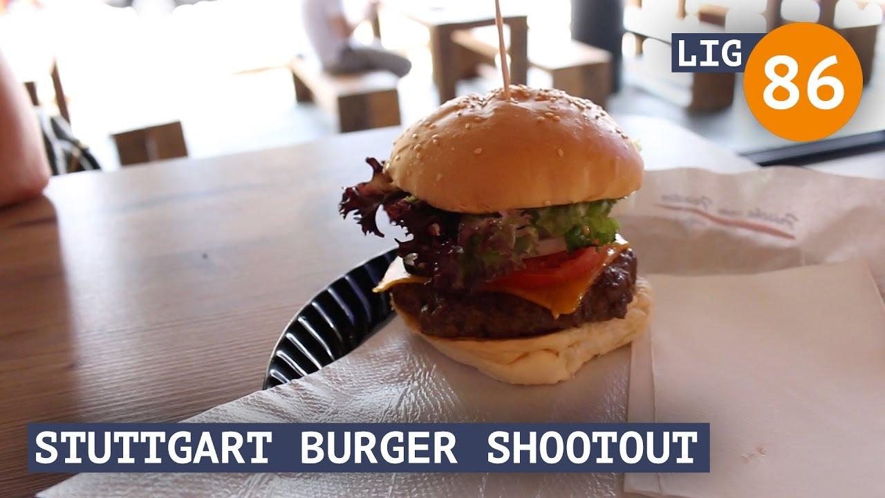 Burger In Stuttgart in germany ep 86 stuttgart burger shootout