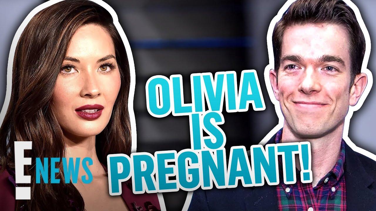 Actress Olivia Munn and comedian John Mulaney expecting their ...