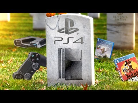 PS4 IN 2020 - WHO DOES IT NEED?