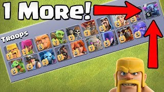 ONE TROOP LEFT!  TH11 Farm to Max | Clash of Clans