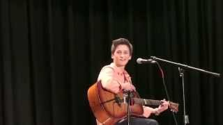 Kid wins talent show with two ORIGINAL songs!!
