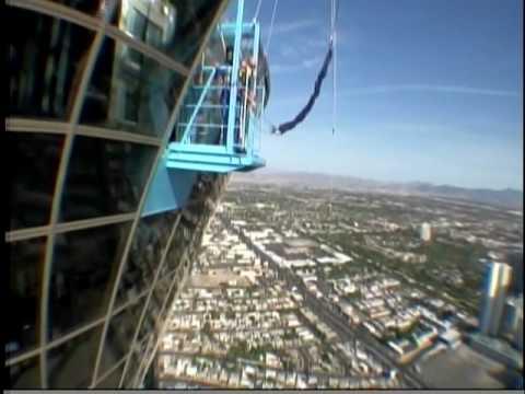 Joe\u0027s Stratosphere Las Vegas Sky Jump - YouTube