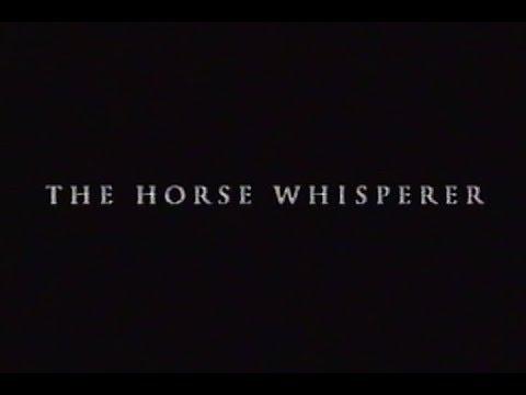 The Horse Whisperer 1998 Movie Trailer Youtube