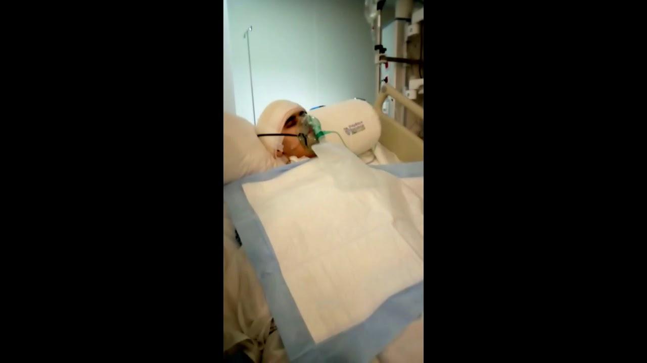 UPDATE *broeder met hersentumor* operatie geslaagd.