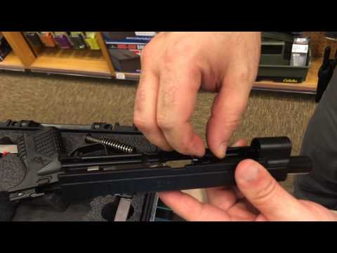 Springfield XD S  .9mm - Disassemble, clean, reassemble