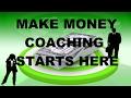 How to Make Money Life Coaching