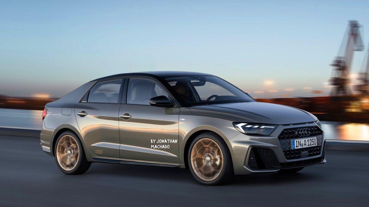 RENDER 2020 Audi A1 Sedan