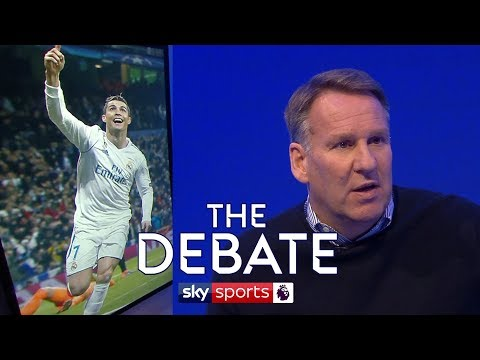 Who is the next best player after Ronaldo and Messi? | Paul Merson & Mark Bowen | The Debate