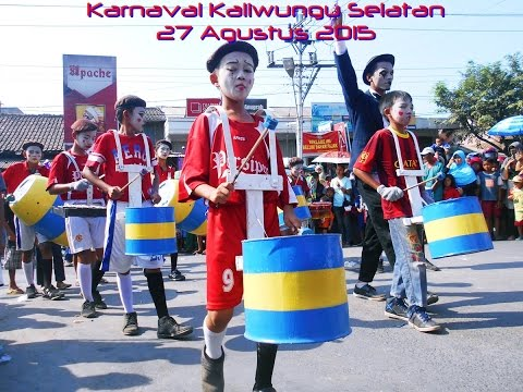 Karnaval Kaliwungu Selatan 27 Agustus 2015